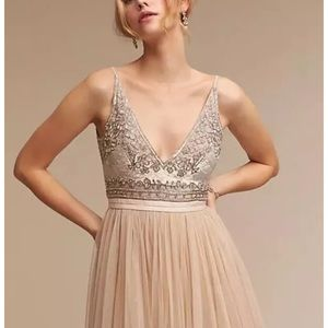ANTHROPOLOGIE BHLDN THREAD &NEEDLE BRISA DRESS NWT